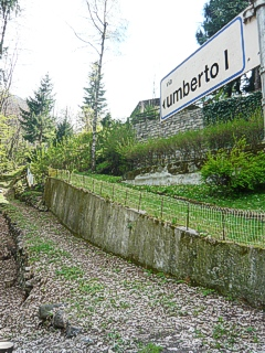 Bannio in the Anzasca valley, Italy